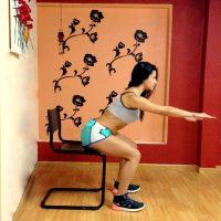 Κάνε γυμναστική από την καρέκλα σου!