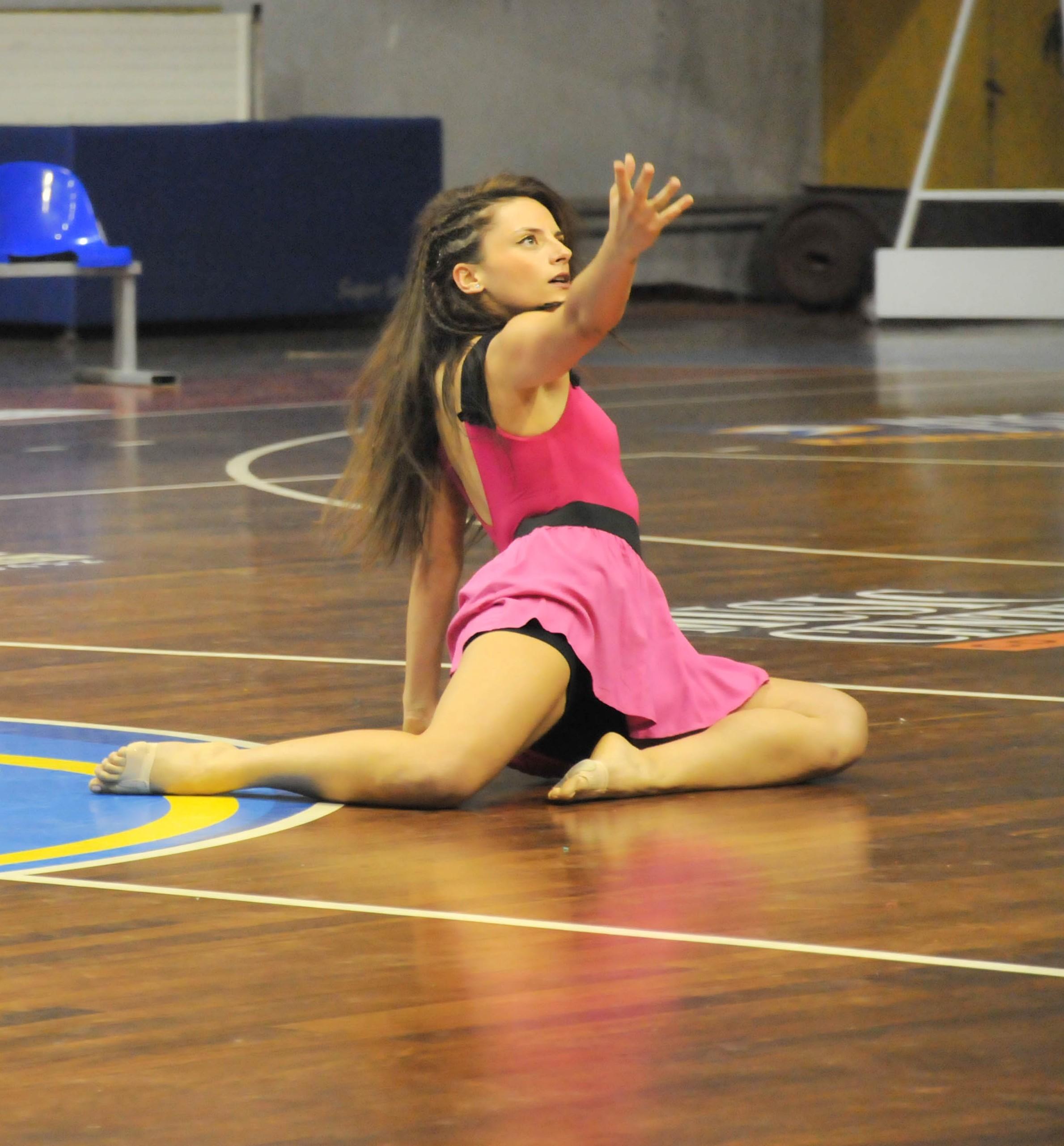 Modern Dance «Fyllia»4η Παράσταση Γυμναστηρίου «Top Gym»