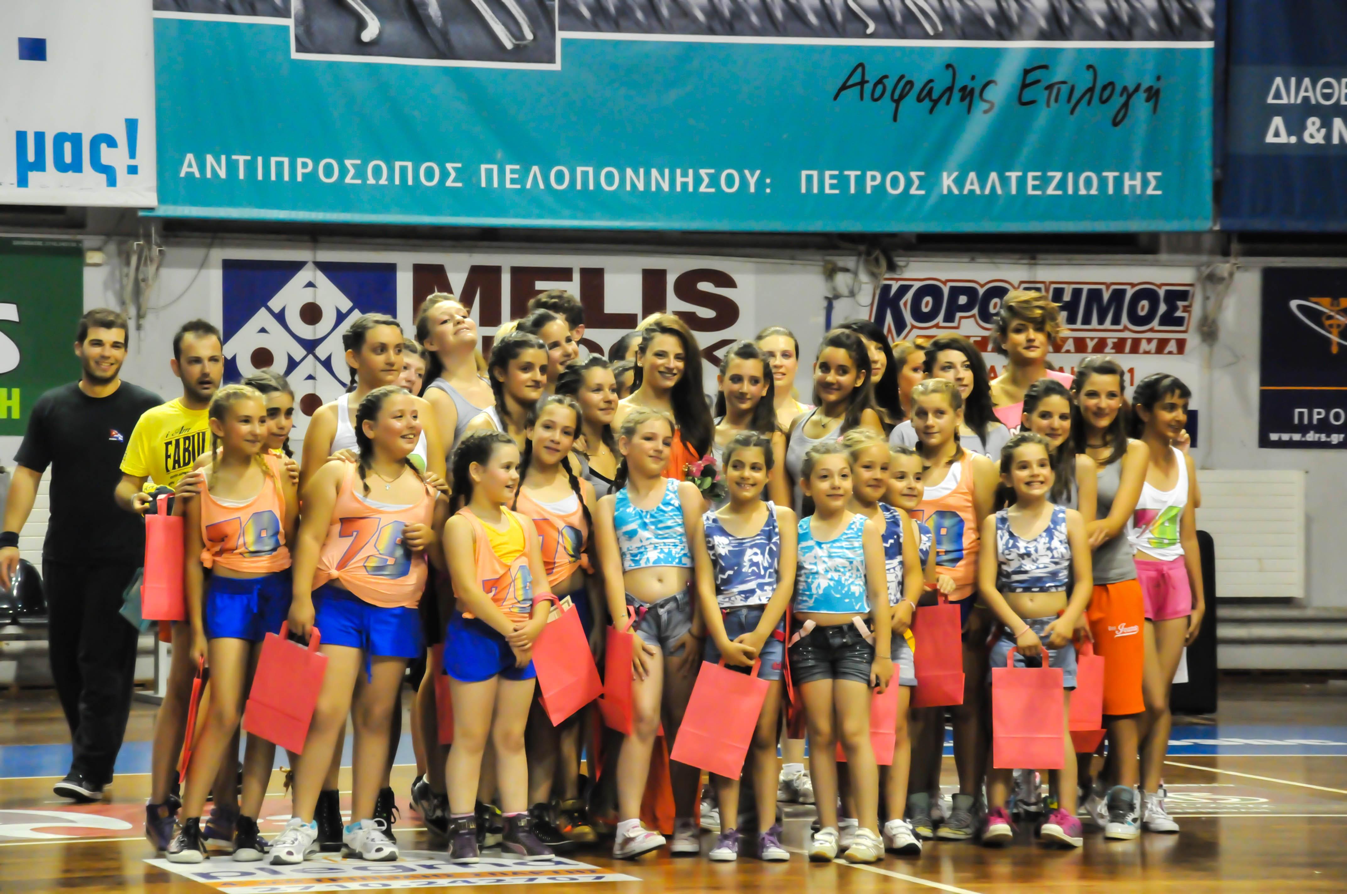 4η Ετήσια Παράσταση Γυμναστηρίου «TOP GYM» Photo Almbum