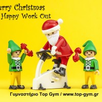 Merry Christmas and Happy Work Out