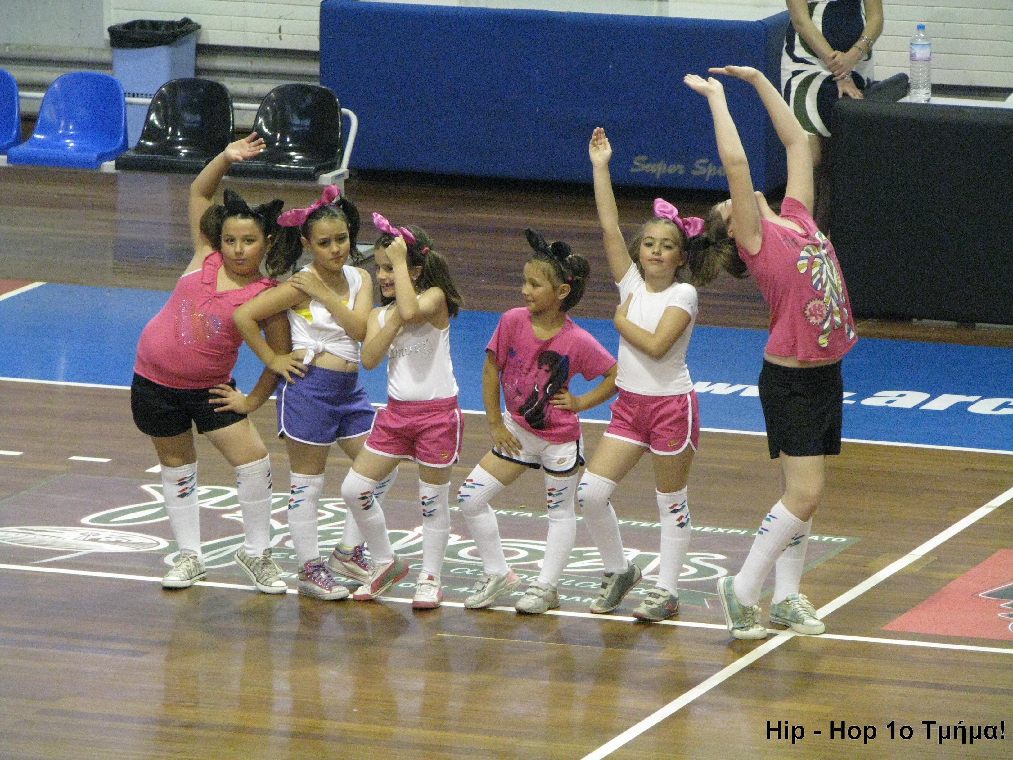 1ο Τμήμα Μοντέρνου Χορού & Hip – Hop