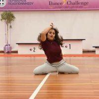 Μοναδική επιτυχία για μια Solo χορεύτρια του Top Gym σε αγώνες χορού!