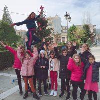 Christmas Tree Top Gym 2019