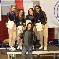 Μεγάλη επιτυχία για την ομάδα του TOP GYM «FOXIES» σε αγώνες χορού! (video – photos)