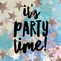 Thanks God It's Party Time!